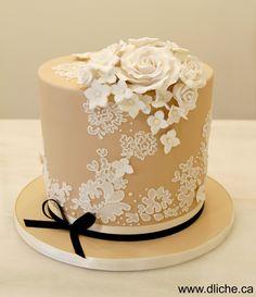 Gâteau de mariage - Wedding cake