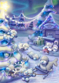 Snow Fun With Tatty Teddy
