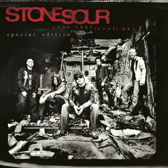 ▶ Stone Sour - Through Glass [OFFICIAL VIDEO] - YouTube