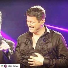Don't we just love to see the guys having fun on stage thanks @idgi_ildivo  @idgi_ildivo:#handsome #ildivo #ildivoofficial #Music  #baritone #Carlosmarin #YouTube  #France #ildivo #ildivoofficial #Music #Popopera #operapop #tenor #baritone #Carlosmarin #davidmiller #Sebastienizambard #ursbuhler #tourlife #amusicalaffair #YouTube #instamusic #instapic #idgi #operapop #sonymusic #divos #France #London #liveinjapan #concert #México #amorypasion #newalbum