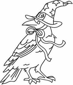Witchy Raven_image