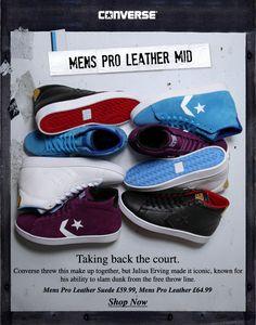 Shop Converse Men's 'Cons Trapasso Pro Ox' Regular Suede