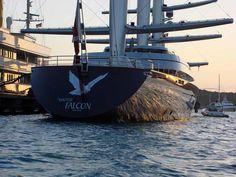 maltese falcon yacht   Maltese Falcon in Falmouth