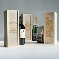 Create your own wine bottle box - with 1 bottle - with your logo or custom design. Perfect for every occasion. Upload your design and we will create a remarkable keepsake. Corporate Giveaways, Corporate Gifts, Corporate Events, Copic, Edc, Wine Gift Boxes, Box Wine, Client Gifts, Wine Packaging