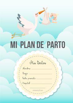 """Para descargar el PFD completo con la plantilla """"mi plan de parto"""": http://mamanutryfit.com/plan-parto-plantilla-gratuita/"""