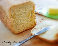Quick Sour Dough Bread In Your Bread Machine ~ Money Saving Recipe A Thrifty Mom - Extreme couponing the right way Sour Dough Bread Machine Recipe, Sourdough Bread Machine, Best Bread Machine, Bread Maker Recipes, Sourdough Recipes, Baking Recipes, Dough Machine, Planning Budget, Menu Planning