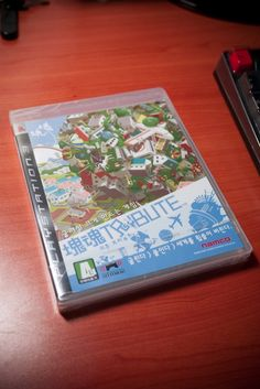 塊魂 Tribute (PS3)