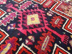 Rare Design RUNNER Rug,Vintage Turkish Pink Orange Hallway Rugs,Area Rug Wide Large Handknotted Hall Carpet Runner 2'11'' X 9'7'' / 88x293cm