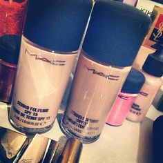 Nothing beats my mac foundation. A little goes a long way and it lasts me forever.