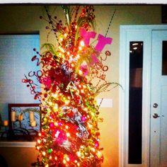 Whimsical Christmas tree...