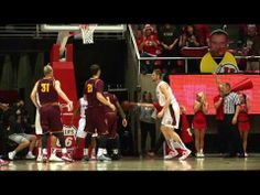 Check out Utah Basketball's Moments of the Month video from February + March 1.