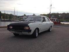 Opel Rekord C 1968'