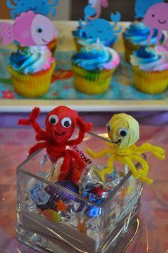 "Photo 1 of 23: Under the Sea/ Mermaid Party / Birthday ""Under the Sea Mermaid Party"" | Catch My Party"