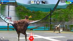 Jurassic world the game 2 battles and growing dinosaurs Game 4, Jurassic World, Dinosaurs, Giraffe, Battle, Animals, Felt Giraffe, Animales, Animaux