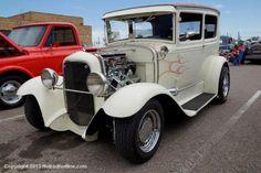C4 Hot Rods 10th Anniversary Car Show | Hotrod Hotline