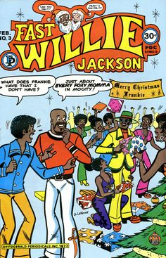 Mostly vintage illustration and comic art for a rainy day, or any day. Dope Cartoons, Dope Cartoon Art, Black Cartoon, Black Comics, A Comics, Comic Book Covers, Comic Books, Archie Comics Riverdale, Christmas Comics