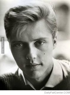 Remember when Christopher Walken looked like Scarlett Johansson?