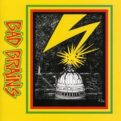Bad Brains - S/T (1982)