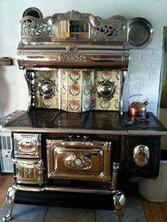 Antique Kitchen Ovens Antique Kitchen Stoves Antique Kitchen Stoves Price Steampunk Cast Iron Wood Burning Kitchen Range With Vintage Tile