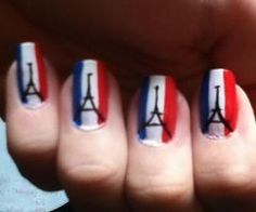 A true French manicure