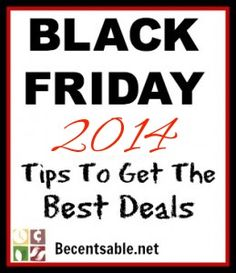 Are you shopping Black Friday 2014? The following are secrets I have learned over the years to a successful Black Friday shopping experience.