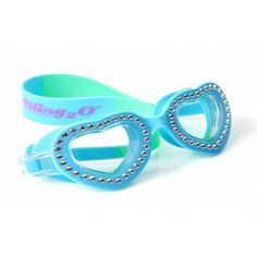 Summer Love Peppermint Swim Goggles by Bling2o