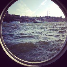 Besøker Stockholm!