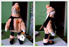 Sofia Fur Coat, Decorations, Dolls, Baby Dolls, Dekoration, Puppet, Doll, Ornaments, Fur Coats