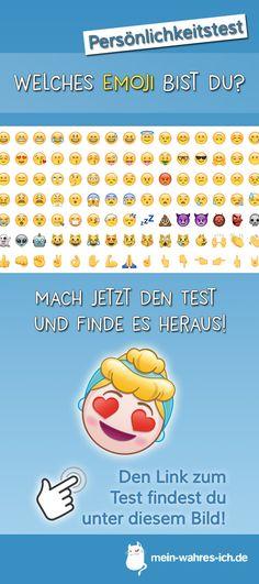 Persönlichkeitstest: Welches Emoji bist du? Mach jetzt den Test!   #emoji #welchesemoji #emojitest #persönlichkeitstest #quiz #meinwahresich