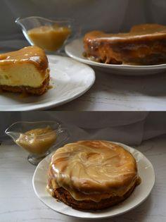 Pecados de Reposteria Pastel de queso y toffee - Pecados de Reposteria