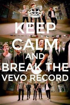 attention all directioners if you re a directioner and you are reading this we need to break the vevo record so everyone watch soml like 50000 times