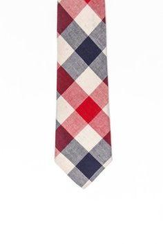 Goodale Shirting Fabric Necktie