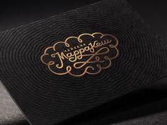 Smoke logo for hookah-bar «Marrakech» by Starostenko Eugene