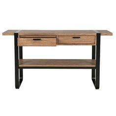 Found it at Wayfair - Traditions Santa Fe Console Table