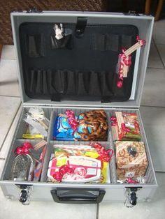 Die Bastel-Elfe, alles rund ums Basteln - Ehe-Notfall-Koffer
