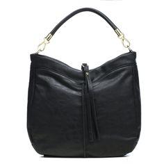 """La bag Hobo s'appelle """" Dawn """" Elle est tres belle! Je la veux de l'avoir tres beaucoup! J'aime le noir couleur, aussi!!!! Donnez-moi, s'il vous plait!!!!!!!!!!!!!!!!!!!!!"""