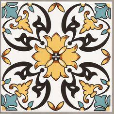 so Santa Barbara Marble Art, Tile Art, Mosaic Art, Azulejos Art Nouveau, Art Nouveau Tiles, Line Art Flowers, Flower Art, Painting Patterns, Tile Patterns
