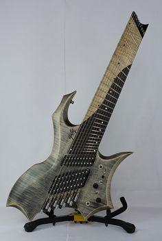 GNG SHEN - Negrini Guitars