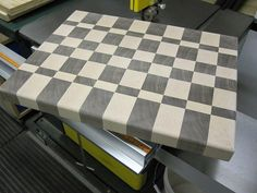 How to make end grain cutting boards