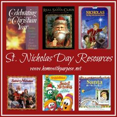 Saint Nicholas Day Resources - Home With Purpose
