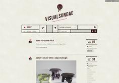 http://visualsundae.com via @url2pin
