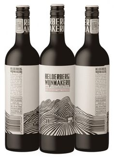 Cabernet Sauvignon - blackcurrant, dark plums, red berries and hints of FYNBOS.  In a word : Yum!
