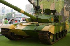 ZTZ99 Main Battle Tank - Army Technology