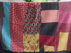 Vintage Kantha Quilt Patchwork Kantha by IndianHomeTextile on Etsy, $62.89