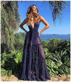Beachwear Fashion, Boho Fashion, Girl Fashion, Womens Fashion, Beach Dresses, Casual Dresses, Prom Dresses, Summer Dresses, Chic Outfits