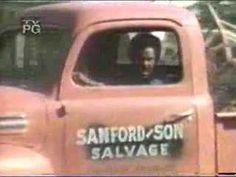 sanford and son theme song hq Tv Themes, Movie Themes, 70s Sitcoms, Tv Theme Songs, Redd Foxx, Sanford And Son, 1970s Tv Shows, Intro Youtube, Tv Series Online