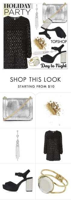 """""""Day to Night: Holiday Party"""" by paculi ❤ liked on Polyvore featuring Topshop, Motel and holydayparty"""