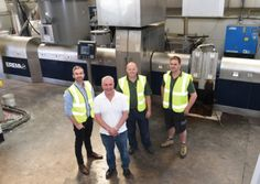 Lancashire-based plastic recycling business Preston Plastics has unveiled a new machine that will allow it to more than double production at...