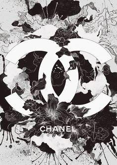 Chanel -  Brands in Full Bloom by Daryl Feril