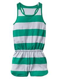 Find dresses and rompers for girls in the trendiest styles at Gap. Dresses, rompers, and jumpsuits in prints and colors perfect for every occasion. Striped Jersey, Boy Outfits, Athletic Tank Tops, Gap, Kids Fashion, Rompers, Shirts, Clothes, Dresses